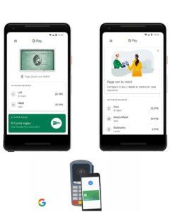 google pay, google pay españa