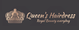 queens hairdress logo