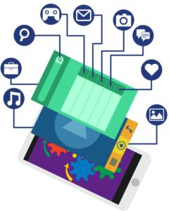 Desenvolupament d'Aplicacions Mòbils, desenvolupament de aplicacions mobils