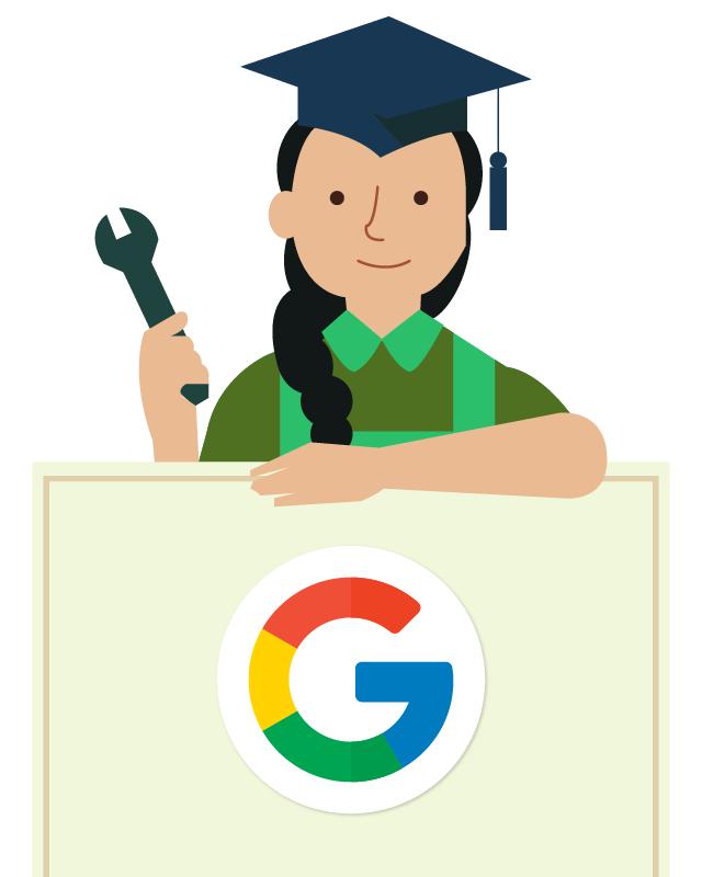 cursos google, cursos google espanya