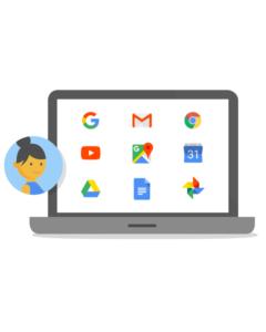 Google Enpresen euskarria, marketing branding espainia